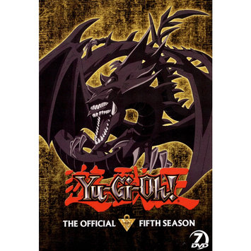 New Video Group Yu-Gi-Oh! Classic: Season 5 (DVD)
