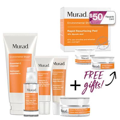 Murad Rapid Lightening 90-Day Best-Seller Kit - 90 Day Best - Murad Skin Care Products