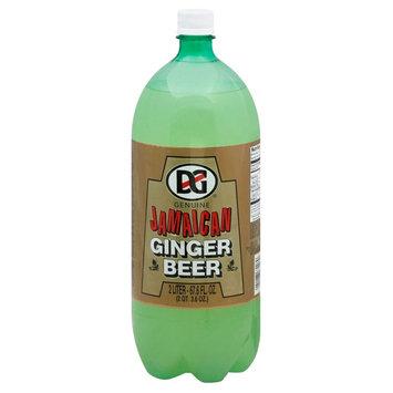 Tropical Fantasy DG Genuine Jamaican Ginger Beer 2 ltr