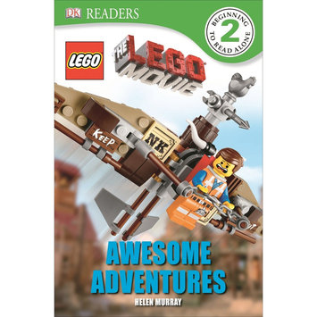 Levy Home Entertainment DK Readers: The Lego Movie: Awesome Adventures (Paperback) by Helen Murray