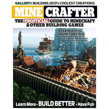 Levy Home Entertainment Minecrafter: The Unofficial Guide to Minecraft & Other Building Games (Paperback) by Triumph Books Llc