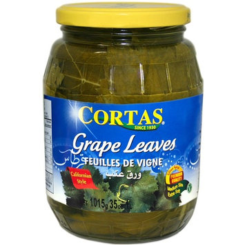 Cortas - Grape Leaves - 35 oz