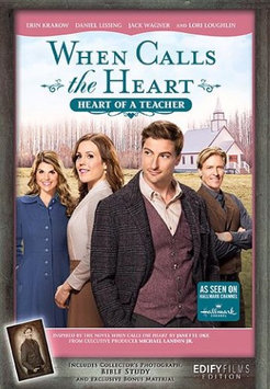 Edify Films 189000 When Calls the Heart - Heart of the Teacher Drama DVD
