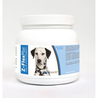 Healthy Breeds 840235105954 Dalmatian Z-Flex Max Hip & Joint Soft Chews - 100 count