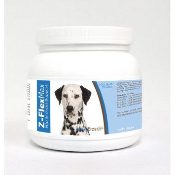 Healthy Breeds 840235105954 Dalmatian Z-Flex Max Hip & Joint Soft Chews - 100 count
