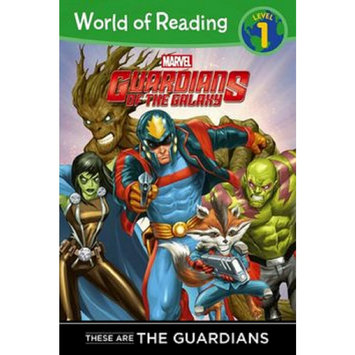 Marvel These are the Guardians (Paperback) by Clarissa Wong