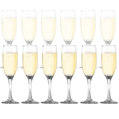 Dailyware Toasting Flutes (Set of 12)
