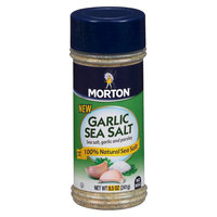 Morton Garlic Sea Salt 8.5 oz