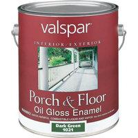Valspar Interior And Exterior Oil Porch & Floor Enamel