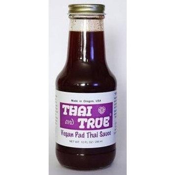 THAI AND TRUE Pad Thai Sauce, 10 OZ