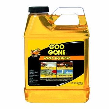 Goo Gone Pro-Power - Professional Strength Adhesive Remover - 32 Fl. Oz. Jug