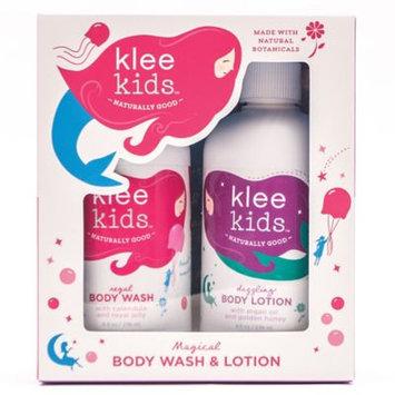 Lunastar Naturals Body Wash & Body Lotion Gift Set