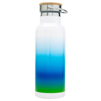 French Bull 18.6oz Water Bottle - Blue Ombre