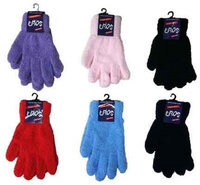 Ddi Ladies Fuzzy Gloves (Pack Of 72)