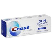 Crest Pro Health Gum Detoxify Deep Clean Toothpaste, 4.1 oz