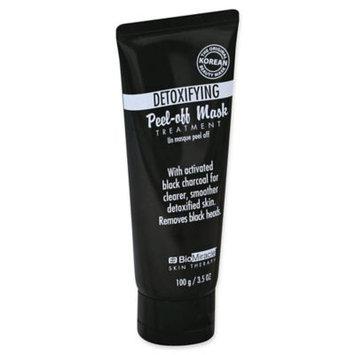 BioMiracle - The Original Korean Detoxifying Peel-Off Charcoal Face Mask Treatment - 3.5 oz.