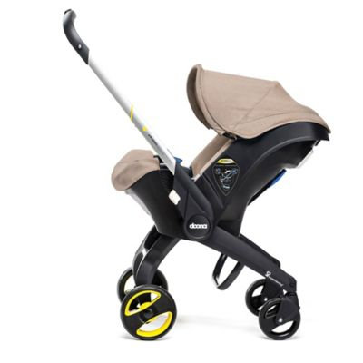 Doona Infant Car Seat & Base - Dune