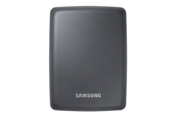 Samsung Black 1TB External Hard Drive