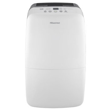 Hisense 70 Pint Dehumidifier, White