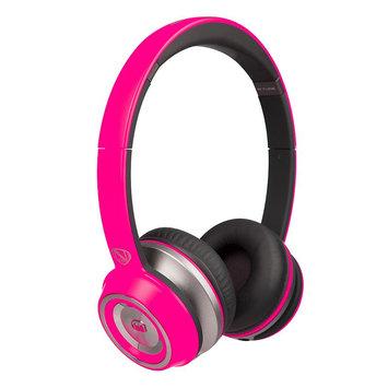 Monster NTune On-Ear Headphone - Neon Pink