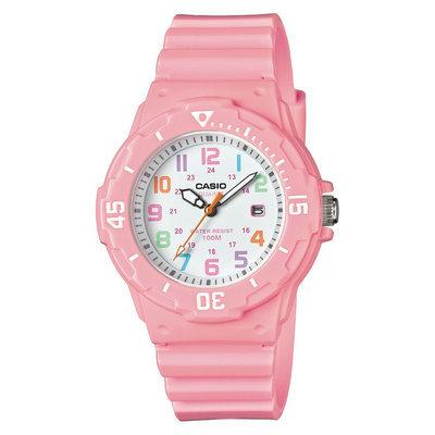 Casio Ladies 3-Hand Analog Watch