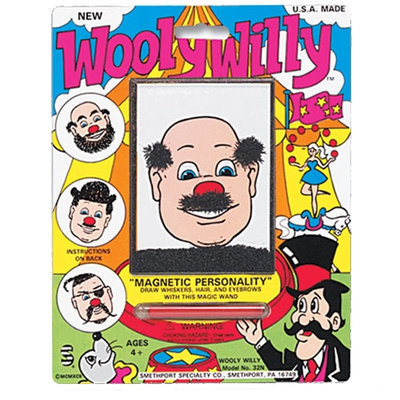 Patch Products 488856 Magnetic Personalities -Wooly Willy