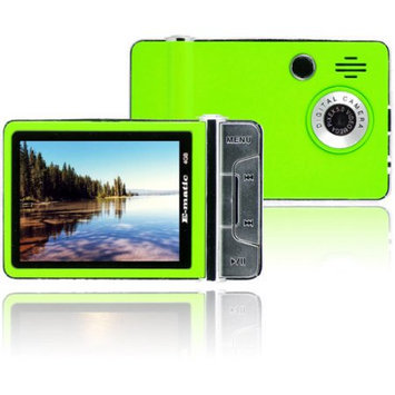 XO Vision Ematic 4GB Video MP3 Player-Gr