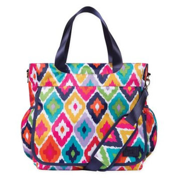 Trend Lab French Bull Tote Diaper Bag Kat Multi - Trend Lab Diaper Bags & Accessories