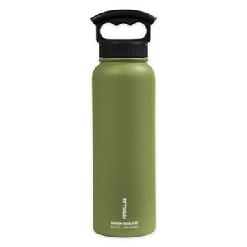 Icy Hot Hydration Fifty/Fifty 40 Oz Vacuum Insulated Bottle, Olive - V40006OL0