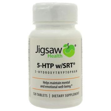 Jigsaw Health - 5-HTP w/SRT - 120 Tablets