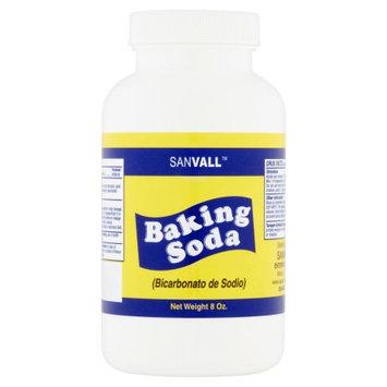 Sanvall Enterprises, Inc. Sanvall Enterprises Inc Baking Soda, 8 oz