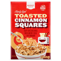 Gilster--mary Lee Cereal Toasted Cinnamon Square 20.25 oz - Market Pantry