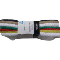 Mainstays Wash Cloth Bundle, Primary Colors, 18-Pack