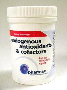 Seroyal-pharmax Pharmax - Endogenous Antioxidants & Cofactors - 30 Capsules