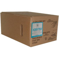 Willtec Iced Tea Syrup Concentrate, 5 gal