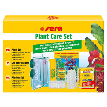 Sera Plant Care Set (For Aquariums 15-52 gallons)
