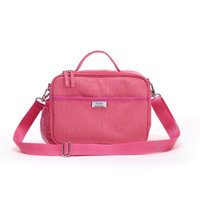 Perry Mackin Charlie Lunch Bag Pink - Perry Mackin Travel Coolers