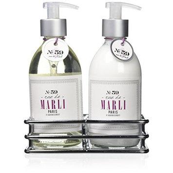 RUE DE MARLI Lotion & soap caddy, M27CADDY, 10.1 Fluid Ounce