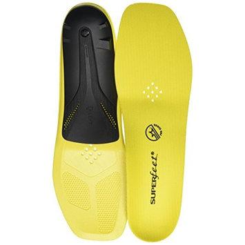 Superfeet, CARBON Pro Hockey, Carbon Fiber Professional Performance Hockey Skate Insoles, Unisex, Blaze Yellow