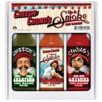 Cheech and Chong's (Up in Smoke) Mini Grilling Gift Set