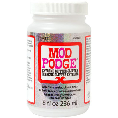 Mod Podge Extreme Glitter Finish - 8oz