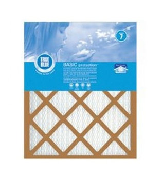 True Blue 210201 Basic Pleated Filter, 10' x 20' x 1'