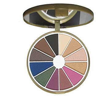 Skinn Cosmetics About Time Day To Night Eyeshadow Palette