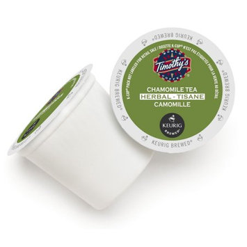 Keurig Timothy's Chamomile Tea K-Cup Portion Pack