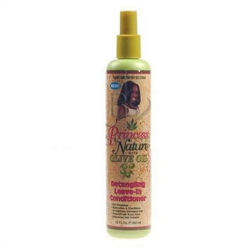 Princess By Nature Olive Oil Leave-In Conditioner 355 ml by Princess by Nature