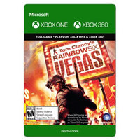 Incomm Xbox 360 Tom Clancy's Rainbow Six Vegas (email delivery)
