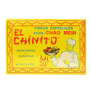 Cantonesa El Chinito Chao Mein 14 oz (Pack of 12)