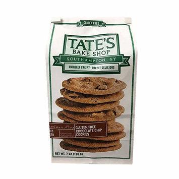 Tate's Bake Shop Craft Baked Crispy Cookie 7oz (Gluten Free Chocolate Chip)