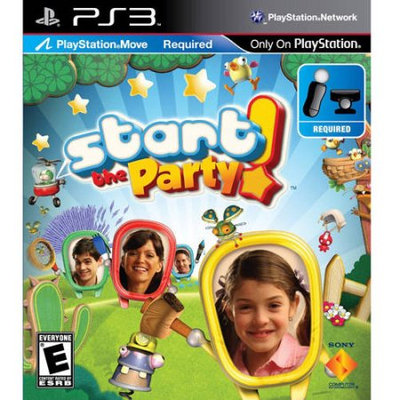 Sony Start The Party (PS3) - Pre-Owned