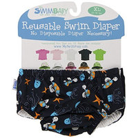 My Swim Baby Diaper New Sizing, Hopping Holly, Medium